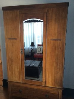Antique armoire for Sale in Woodburn,  OR