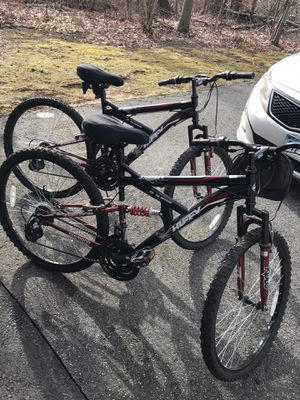 2 bicycles $30 each for Sale in Hamden, CT