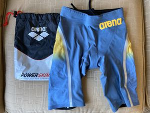 Arena Powerflex Carbon Ultra Tech Jammer 24 large logo for Sale in Salem, OR