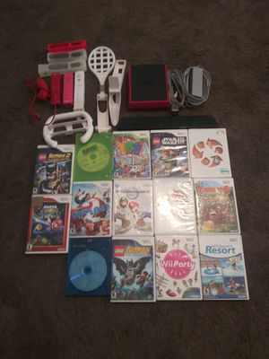 Wii & accessories for Sale in Winter Haven, FL