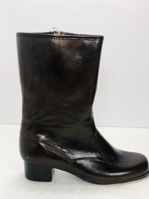 Vintage Moulded Construction 7M Fleece Insulated Rubber Ankle Paddock Boots Rain for Sale in Doraville, GA