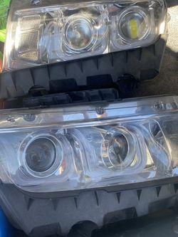 camaro headlights 2015 aftermarket for Sale in Bell Gardens,  CA