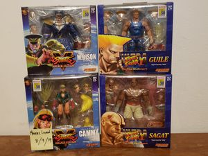 Sdcc 2019 storm collectibles exclusive action figures for Sale in Lynwood, CA