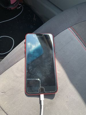 iPhone 8 Plus red 64g for Sale in Richmond, VA