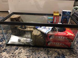 Turtle tank bundle for Sale in Turlock, CA