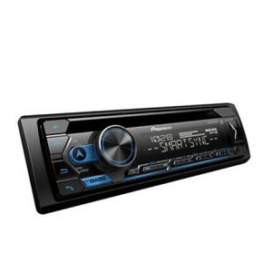 Pioneer DEH-4200 BT Stereo Bluetooth CD with USB AUX for Sale in Tijuana, MX
