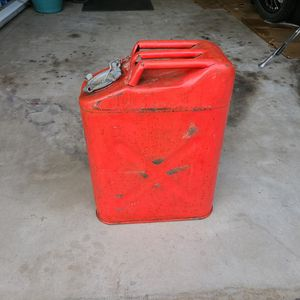 5 Gal Jerry Can for Sale in Fort Walton Beach, FL