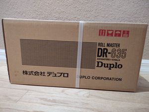 Duplo dr-635 dr635 200 Masters x 10 Rolls (case) for Sale in Lutz, FL