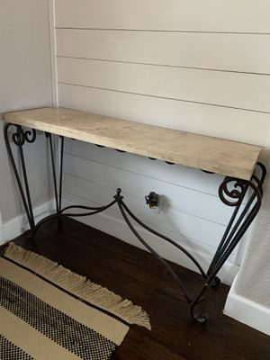 Entry way table for Sale in Winter Garden, FL