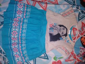 Size 2 Disney Moana dress. for Sale in Bronx, NY