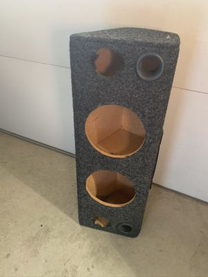 Speaker box 9-10 for Sale in Moreno Valley, CA