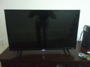 TCL smart TV Roku etc for Sale in Raleigh, NC