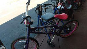 Twilight sparkle purple kids bike for Sale in Houston, TX