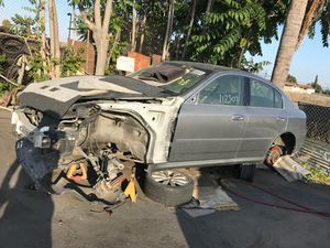 Infiniti G35 Sedan 2006 FOR PARTS ONLY! for Sale in Chino, CA
