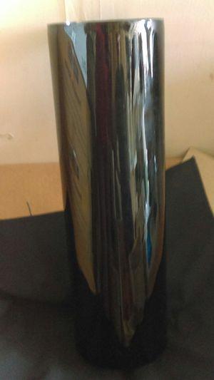Black Cylinder Vase for Sale in Arlington, TX