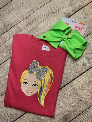 Jojo Shirt with Bow for Sale in Fredericksburg, VA