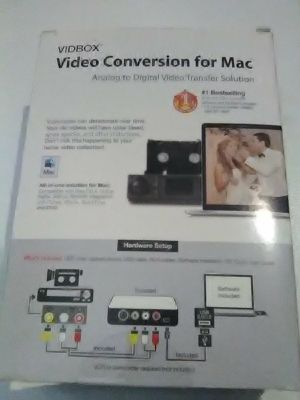 Video converter for Mac for Sale in Las Vegas, NV