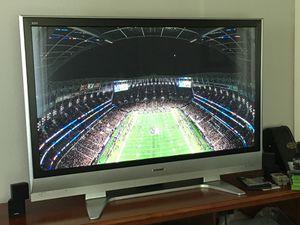 60 inch Panasonic Plasma TV for Sale in Sumner, WA