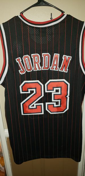 New!!! Men's Large Michael Jordan Chicago Bulls Jersey New with Tags Stiched Nike $45. Ships +$3. Pick up in West Covina for Sale in Covina, CA