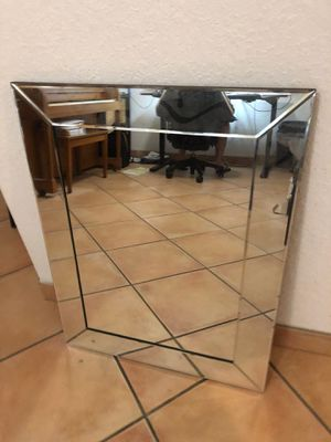 Beautiful Nordstrom wall hanging mirror for Sale in Fort Lauderdale, FL