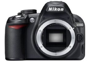 Nikon d3100 body only (lenses available) for Sale in Philadelphia, PA