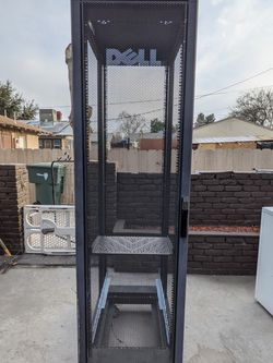 Dell Server Rack Cabinet for Sale in Fresno,  CA