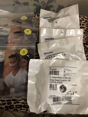 Cpap supplies for Sale in Renton, WA