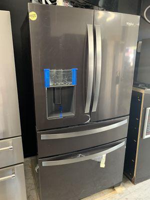 Whirlpool 4 door in dark stainless new 2019 for Sale in Industry, CA
