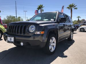 2017 Jeep Patriot Latitude FWD SUV for Sale in Las Vegas, NV