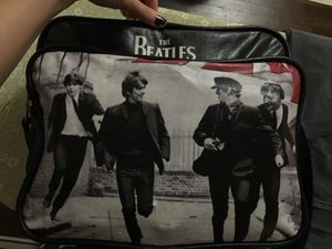 Beatles messenger bag (leather) for Sale in Rocky Hill, CT