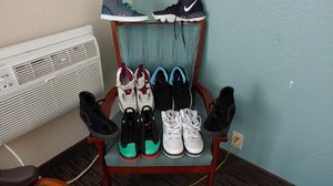 Jordans, Kerrie Five, Vans, Jordan's Flights. Youth sizes 4.5 up to a 9 in women's. Pick your shoe and place an order. I'm in the Sarasota area for Sale in Venice, FL