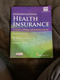 Text Book - Health Insurance for Sale in Butler,  PA