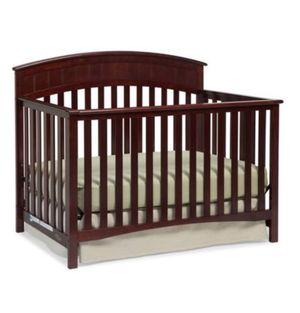 4 in 1 crib, changing table and crib mattress for Sale in Renton, WA