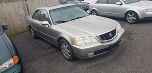 2002 ACURA RL for Sale in Frederick, MD