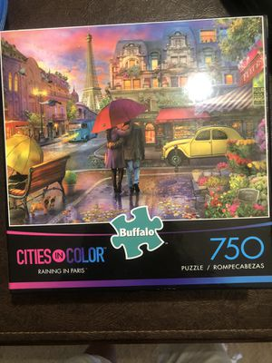 Jigsaw puzzle 750 piece Buffalo Games for Sale in San Diego, CA