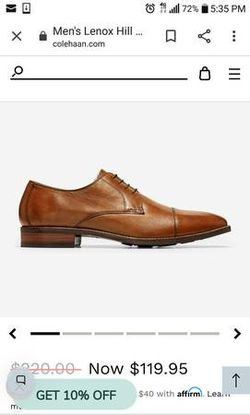 Cole Hann dress shoes for Sale in Gresham,  OR