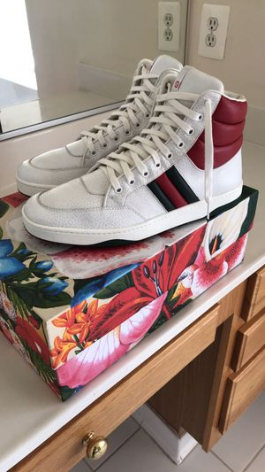 Gucci Hi Top Sneakers for Sale in Burtonsville, MD