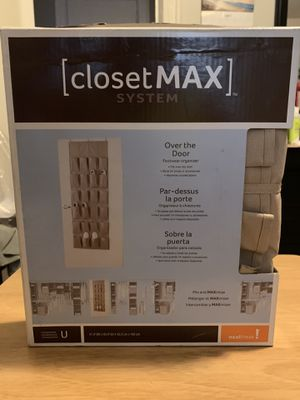 Closet organizer for Sale in The Bronx, NY