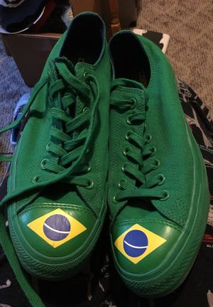 Brazil Converse 8.5 for Sale in Portland, OR