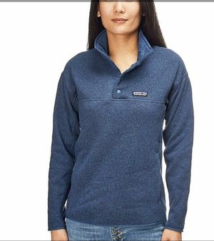 PATAGONIA PULL OVER FLEECE SNAP NECK NWT for Sale in Oceanside, CA