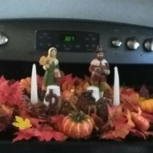 Thanksgiving Center Piece For Table for Sale in Bartow, FL