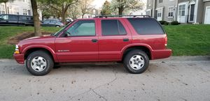 2002 Chevy blazer 4×4 LS for Sale in Hilliard, OH