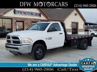 2014 Ram 3500 Regular Cab & Chassis for Sale in Grand Prairie,  TX