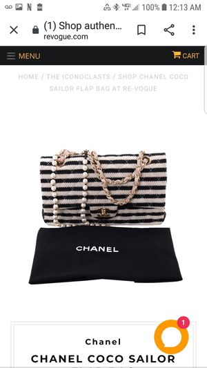 Chanel sailing double flap for Sale in Miami, FL