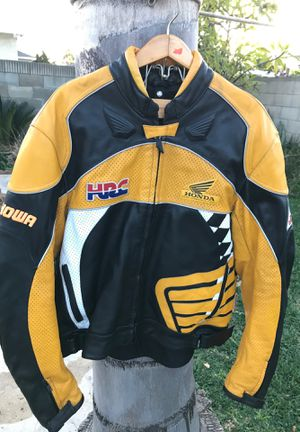 HONDA MOTORCYCLE JACKET for Sale in Pico Rivera, CA