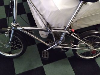"""""""RARE"""" DAHON Stainless Folding Bike 250$ Vintage for Sale in San Francisco,  CA"""