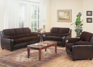 Display 3pcs sofa set 👍 for Sale in Tulare, CA