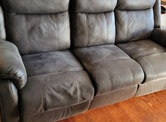 Reclining Sofa (Couch) $100 OBO for Sale in San Diego,  CA