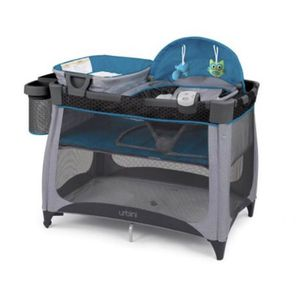 4-in-1 Urbini Nesti Play Yard New / Playard bedding for Sale in Alexandria, VA