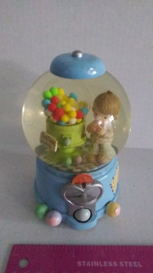 Precious moments 2001 musical water globe #4 for Sale in Richardson, TX